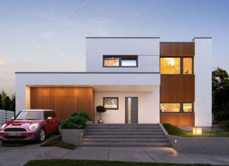 Projekt domu Nowik BSE1086