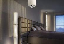 lampa sypialnia