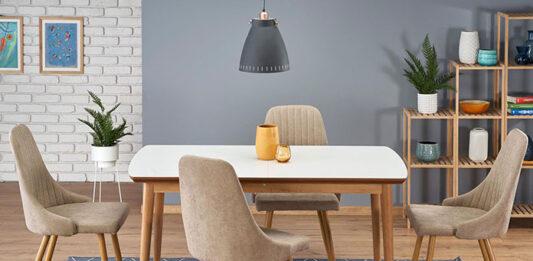 Lampa sufitowa do jadalni
