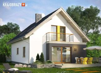 Jaki projekt domu możemy zrealizować na wąskiej lub nietypowej działce